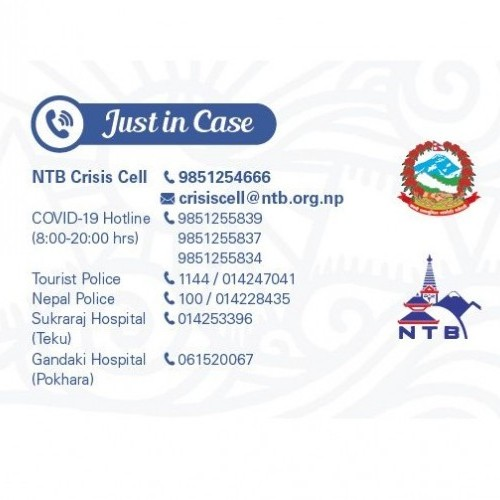 Nepal COVID-19 Information Page